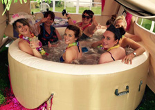 Hen Do Glamping Anglesey